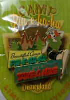 Disneyland Resort Camp Pin-e-ha-ha Pin Event JESSICA Rabbit Disney LE 500 HTF