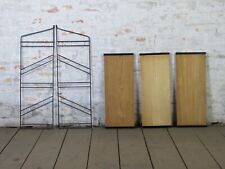 Mid Century String Era 60er Jahre Wandregal Regal Wall Unit Shelf 60s Vintage 11