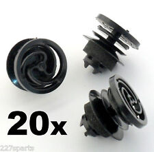 20x Seat Interior Door Card and Trim Panel Mounting Clip / Fastener