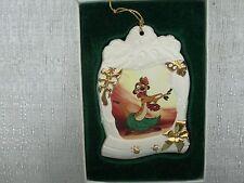 WDCC Walt Disney Classics Luau Timon The Lion King 1998 Holiday Ornament