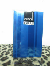DESIRE BLUE  COLOGNE ALFRED DUNHILL MEN FRAGRANCE 3.4 OZ EDT SPRAY NEW IN BOX