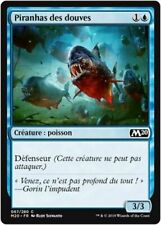 MTG Magic M20 - (x4) Moat Piranhas/Piranhas des douves, French/VF