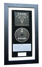 FEAR FACTORY Mechanize CLASSIC CD Album TOP QUALITY FRAMED+EXPRESS GLOBAL SHIP