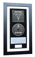 FEAR FACTORY Mechanize CLASSIC CD Album TOP QUALITY FRAMED+EXPRESS GLOBAL SHIP