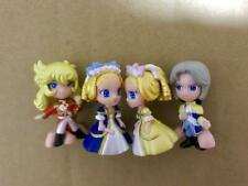LADY OSCAR KIDS JAPAN SMALL FIGURE X4 ROSE OF VERSAILLES RIYOKO IKEDA