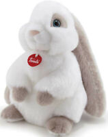 Trudi Rabbit Clemente.  M   Soft Toy Rabbit.  Fluffy Rabbit.  Plush Rabbit