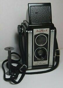 Kodak Duaflex II (2) TLR 120/620 film camera - Tested & working