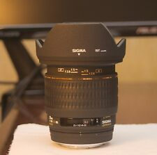 Sigma 28mm F1.8 EX DG Aspherical Macro lens for Sony A (AF is not working)