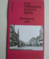 OLD ORDNANCE SURVEY MAPS BURNTISLAND FIFE  SCOTLAND 1894