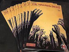 THE WALKING DEAD #163 LOT of ( 9 ) Image Comics BY KIRKMAN ADLARD & STEWART