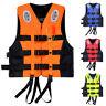 Life Jacket Vest Swimming Adult Fully Enclosed L XL XXL XXXL Safety Water Sports