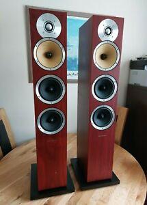B&W CM8 HiFi Floorstanding Speakers - 150 W