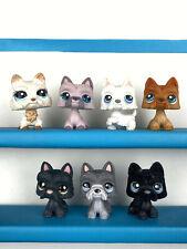 Lot 7 Littlest Pet Shop 2059 1201 24 249 1034 Scottish Scottie Terrier Dog LPS
