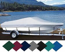 SEMI Custom Fit Boat Cover FOR ACHILLES GT 11 1960-2014 OB INFLATABLE Made in US