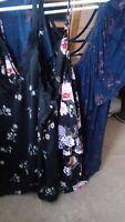 Plus Size Torrid Size 2 Floral Summer Lot...3 shirts