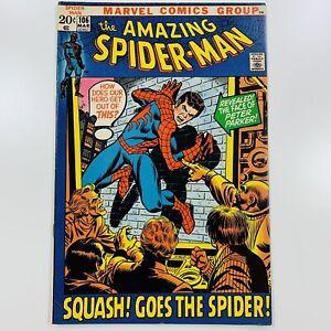 Amazing Spider-Man (Vol. 1) Issue 106 (1963-1998) Marvel Comics