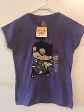 SALE! DC Batgirl t-shirt in X-Small (NEW) from Funko HQ Grand Opening