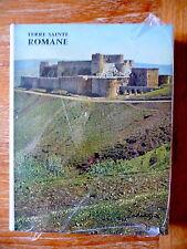 TERRE SAINTE ROMANE Editions Zodiaque, La Nuit des Temps 21 Très rare