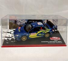 1/43 IXO Subaru Impreza WRX WRC #6 Sarrazin Prevot diecast