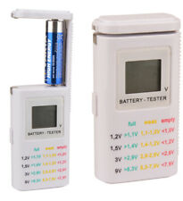 2x GT-BT-03 Batterietester Prüfgerät LCD Display für Batterie Knopfzellen Akku