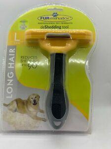 FURminator deShedding Tool Short Hair Larger Dogs for 51-90lbs