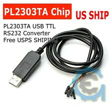 USB To RS232 TTL UART PL2303HX Converter USB to COM Arduino Cable Adapter Module