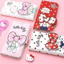 Genuine Hello Kitty Hide Diary Case Galaxy Note 9 Case 4 Types Case Korea made
