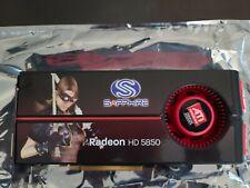 Sapphire ATI Radeon HD 5850 1GB GDDR5 PCI-E2.0x16