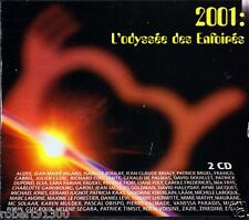 CD audio../....2001  L'ODYSSEE DES ENFOIRES........2001.../..............