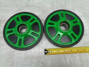 1996-2001 Arctic Cat ZR ZL panther cougar ZRT rear Axle wheels 0604-980