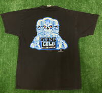 Vintage Stone Cold Steve Austin T-shirt Austin 3:16 1st Edition 1997 WWF Sz XL