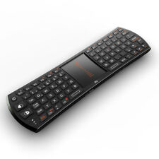 MINI Tastiera senza fili nel formato TELECOMANDO CON TOUCHPAD RII MINI k24t Radio
