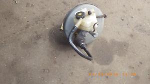 Bremskraftverstärker, Bremsverstärker, Mercedes W202 C Klasse, Nr. 0044301830