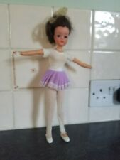 More details for beautiful vintage sindy ballerina doll brunette 1970s