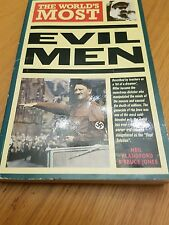 The World's Most Evil Men by Neil Blandford, Bruce Jones (Paperback, 1995)
