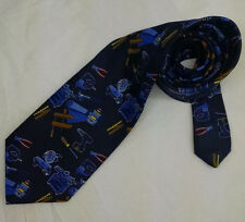 Men's Ryobi Power Tools Tie - Limited Edition - Father's Day 1998