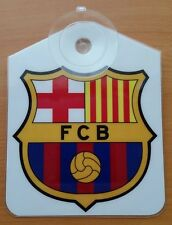2X Barcelona Football Futbol Barça Barca Removable Car Cristal Window Sign