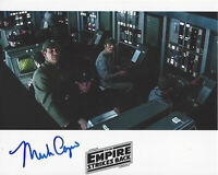 MARK CAPRI SIGNED STAR WARS THE EMPIRE STRIKES BACK EPISODE V 8x10 PHOTO w/COA