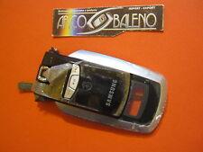 COVER GUSCIO+FLAT FLEX E MECCANISMO MOLLA PER SAMSUNG SGH-P910 H3G 3 360°