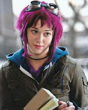 MARY ELIZABETH WINSTEAD.. Scott Pilgrim's Ramona Flowers - SIGNED