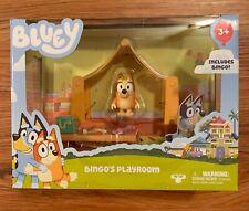 BRAND NEW  Bluey  Bingo's  Playroom HTF FAST SHIP
