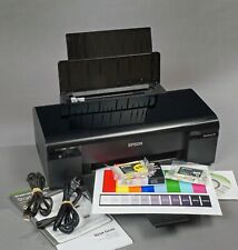 Epson Workforce 30 in Excellent Condition, Extra Ink Included