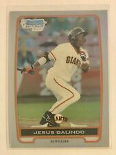 Jesus Galindo 2012 Bowman Chrome 1st Refractor 436/500 San Francisco Giants #16