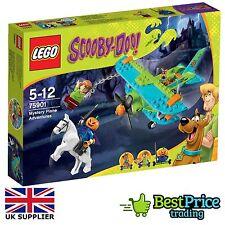Lego scooby-doo 75901 mystère avion aventures * brand new & sealed * retraité