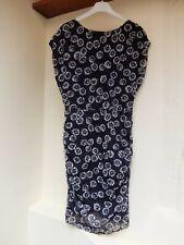 Reiss Bodycon Stretchy Lace Dress Size 12