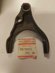 Forcella forchetta cambio riduttore Mitsubishi Pajero II L200 ORIGINALE MD738453