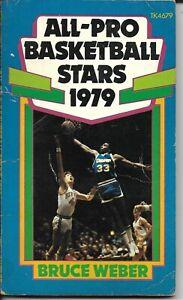 1979 All-Pro Basketball Stars