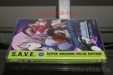 Air Gear Complete Series Ep. 1-25 + Bonus (S.A.V.E) Anime DVD R1 Funimation