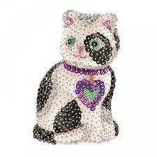 KSG Sequin Art 3D Cat