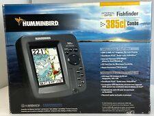 Humminbird 385ci Combo Internal Gps Fishfinder